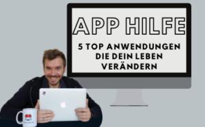 Titelbild App Hilfe